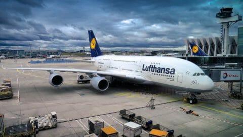 reklamacja Lufthansa - formularz odszkodowania
