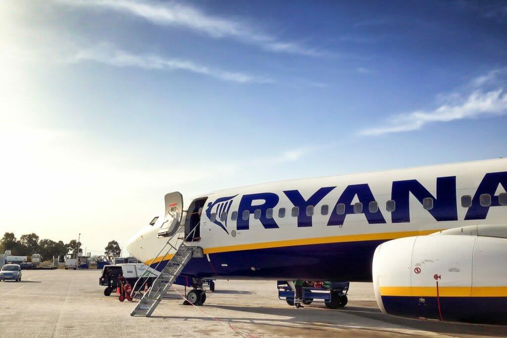 reklamacja Ryanair