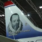 Miguel de Cervantes Norwegian